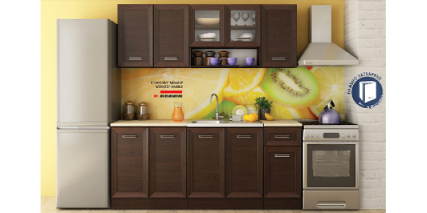 Кухня Бохемия 7