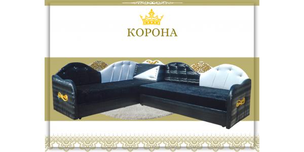 Ъглови легла Корона – произведено от Дона Груп