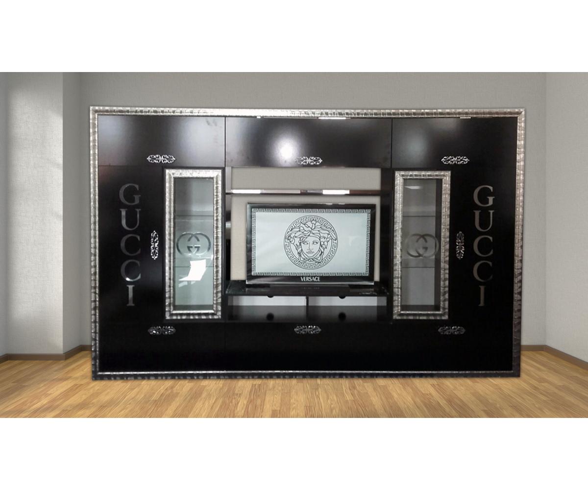 Секция Гучи – произведено от Дона Груп
