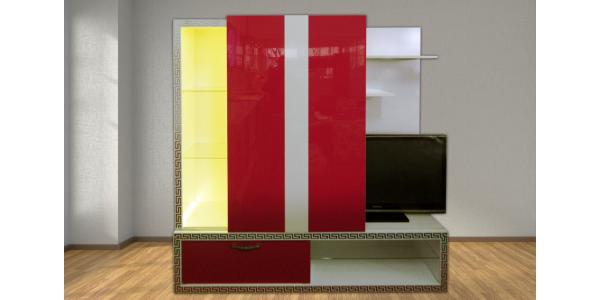 Секция Луксор – произведено от Дона Груп