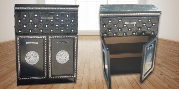 Мокър шкаф Версаче – произведено от Дона Груп