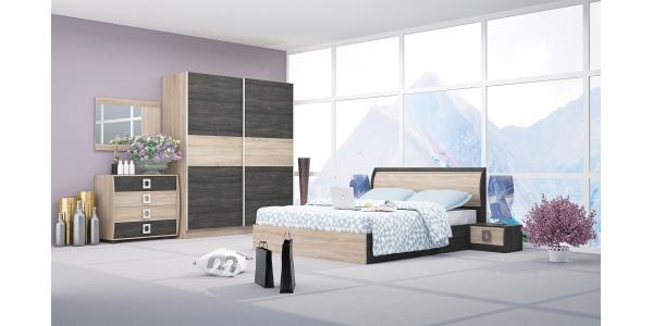 Спален комплект Дорис 2