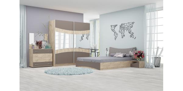 Спален комплект Сиена Н