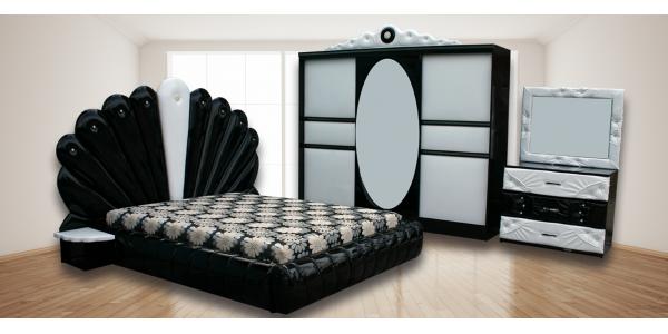 """Спален комплект """"Инджи"""" – произведено от Дона Груп"""