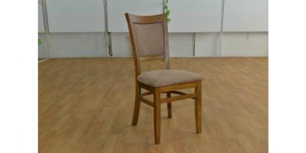 Трапезен стол Каре с тапициран гръб