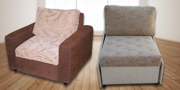 Разтегателен фотьойл с и без подлакътник – произведено от Дона Груп