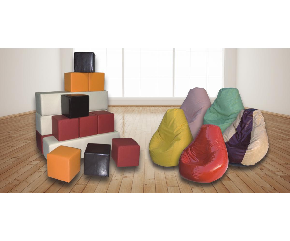 Кубчета, пейки и барбарони – произведено от Дона Груп